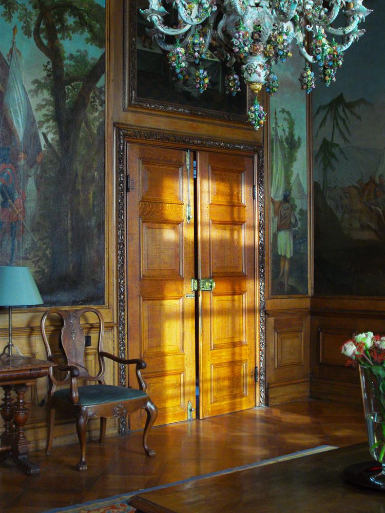 Eiken deuren restauratie
